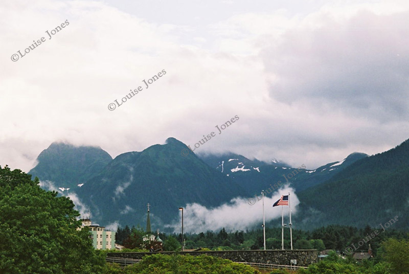 Castle Hill (Sitka, Alaska, USA)