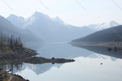 Medicine Lake Alberta Canada