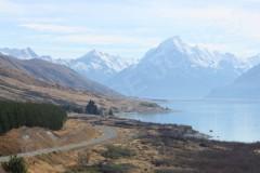 Aoraki/Mount Cook South Island New Zealand