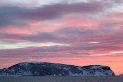 Sunset Arctic Circle 3 Norway