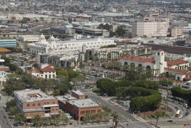 Historic District Downtown Los Angeles